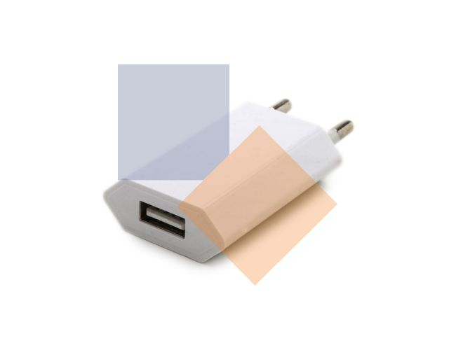 Adaptador de tomada com USB