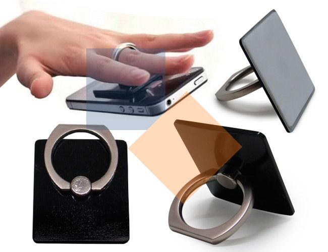 Suporte para celular com anel