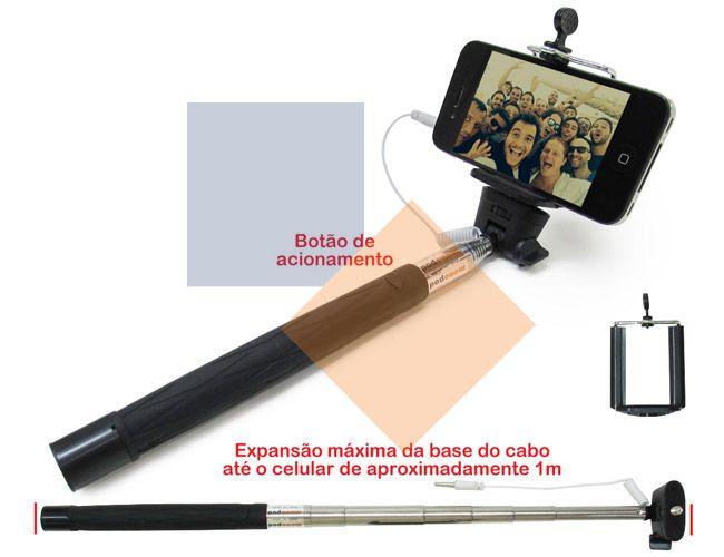 Pau de Selfie / Bastão de Selfie