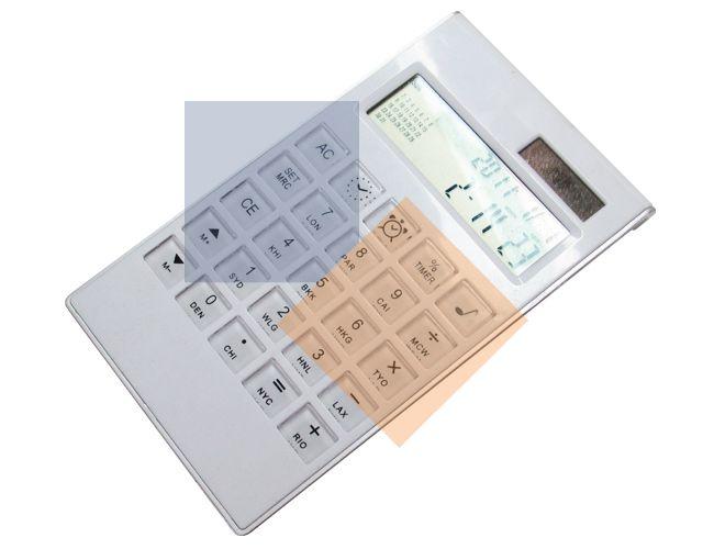 Calculadora  solar 12 dígitos