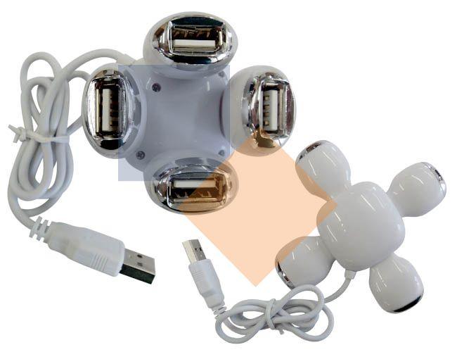 Hub USB 4 entradas USB