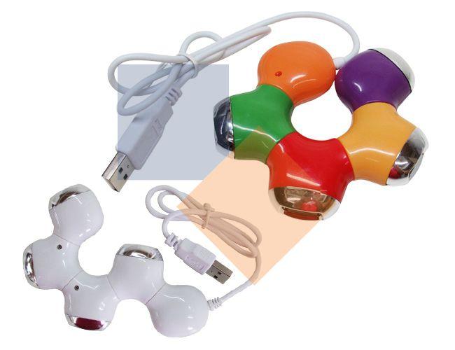 Hub USB formato estrela