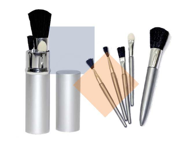 Kit maquiagem 5 peças