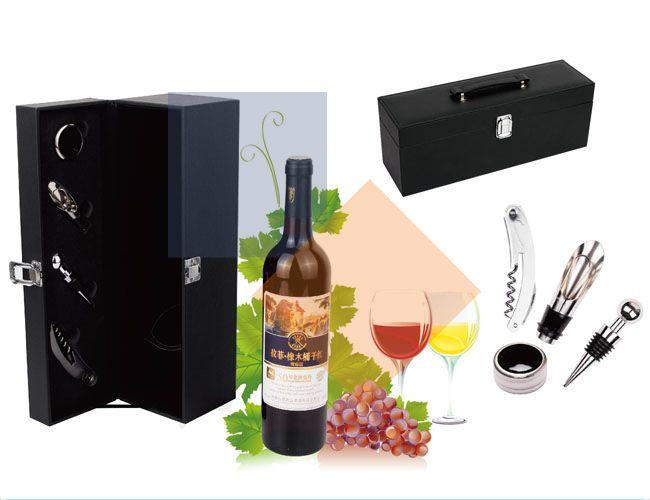 Kit vinho com 5 peças