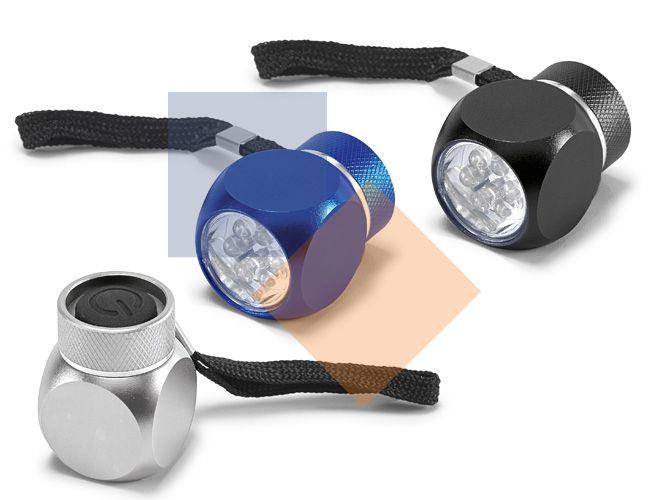 Lanterna de Alumínio