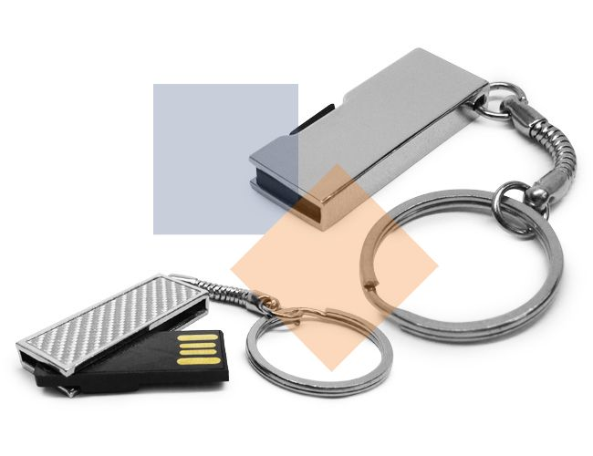 Mini chaveiro pen drive