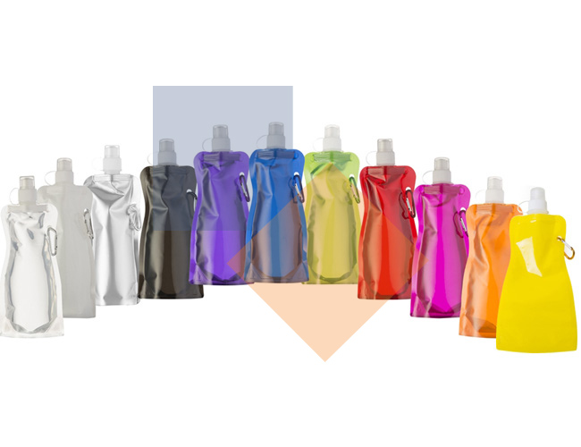Squeeze plástico flexível 480 ml