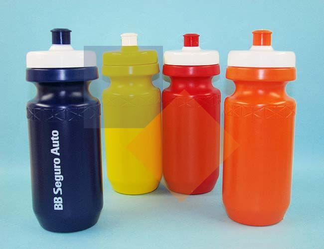 Squeeze Plástico 620ml